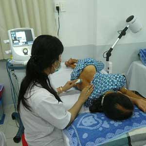 tập vật lí trị liệu tại hcm