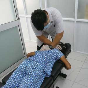 tập vật lí trị liệu tại nhà